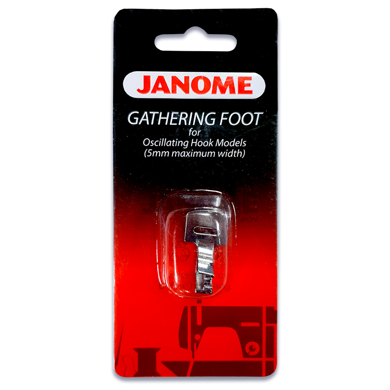 Janome 5mm Gathering Foot