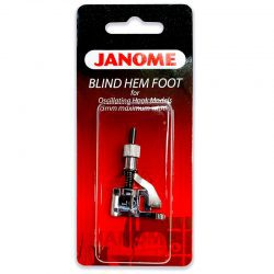 Janome 5mm Blind Hem Foot