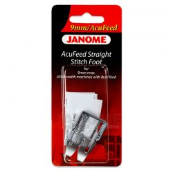 Janome Acufeed Straight Stitch Foot