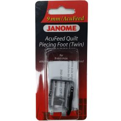 Janome Acufeed Quarter Inch Seam Foot (OD Foot)