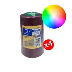 5000m Overlocking Thread - Wine