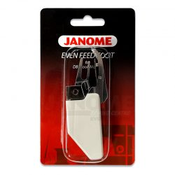 Janome Even Feed Foot (for DB Hook Models)