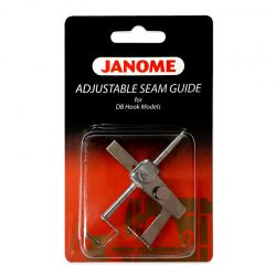 Janome Adjustable Seam Guide for the DB Hook Models
