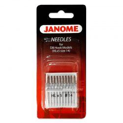 Janome HLx5 Semi Industrial Needles (Size 14)