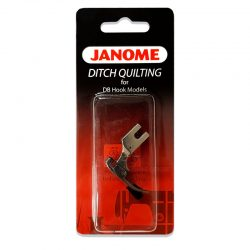 Janome Ditch Quilting Foot (for DB Hook Models)