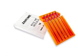 Janome Red Tip Needles
