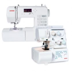 Janome DC2150 and 8004D Combo Deal