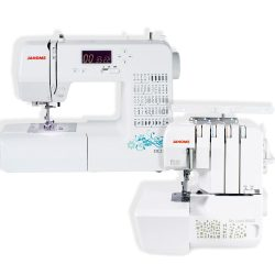 Janome DC2150 and 644D Combo Deal