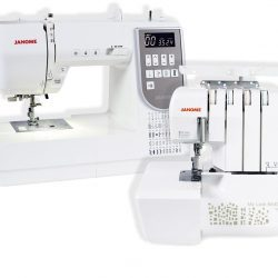 Janome DC6050 and 644D Combo Deal