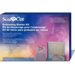 Brother Scan N Cut Embossing Starter Kit