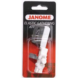 Janome Elastic Gathering Attachment (Wide)