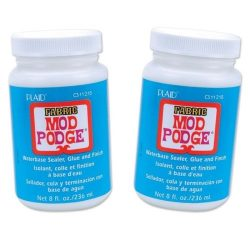 Mod Podge Fabric Glue