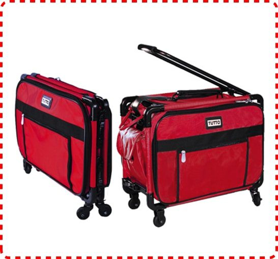 Tutto Foldable Sewing Trolley Bag